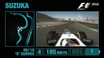 F1 2012 - Suzuka Hot Lap Trailer