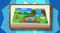 Paper Mario: Sticker Star - October Gameplay Trailer