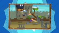Paper Mario: Sticker Star - Gameplay Trailer