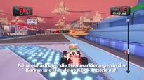 F1 Race Stars - KERS Power-Up Parody Trailer