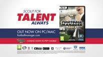 Football Manager 2013 - Talent Launch Trailer