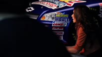 Sonic & All-Stars Racing Transformed - Danica Patrick BTS Trailer