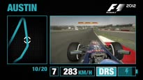 F1 2012 - Circuit of the Americas Hotlap Trailer