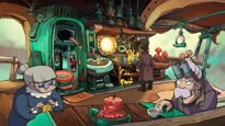 Chaos auf Deponia - English Trailer