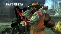 Anarchy Reigns - Bayonetta Character Trailer
