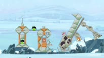 Angry Birds Star Wars - Episode V Hoth Gameplay Trailer