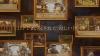 Professor Layton vs. Ace Attorney - Jap. Launch Trailer