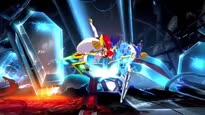 BlazBlue: Chrono Phantasma - Izayoi Gameplay Trailer