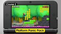 New Super Mario Bros. 2 - Coin Challenge Pack C & Platform Panic Pack Trailer