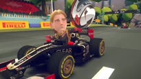 F1 Race Stars - Brazil Fly Through Trailer