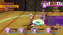 Hyperdimension Neptunia Victory - Battle Trailer