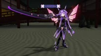 Hyperdimension Neptunia Victory - CPU Form Trailer