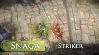 Wächter von Mittelerde - Snaga DLC Trailer (engl.)