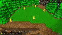 Castle Story - Gameplay Demo: Radial Menu