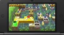 Mario and Donkey Kong: Minis on the Move - Debut Trailer