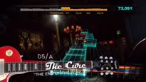 Rocksmith - The Cure DLC Trailer