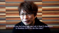 Resident Evil 6 x Left 4 Dead 2 - Yoshiaki Hirabayashi Video-Interview