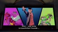 Sly Cooper: Jagd durch die Zeit - Launch TV-Spot