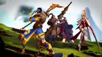 Sacred Citadel - Release Trailer