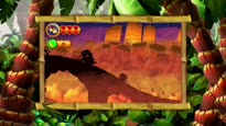 Donkey Kong Country Returns 3D - History Trailer