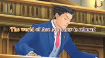Phoenix Wright: Ace Attorney - Dual Destinies - Announcement Trailer