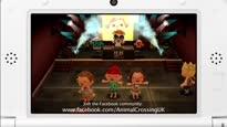 Animal Crossing New Leaf - Activities Trailer
