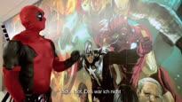 Deadpool - Deadpool besucht Marvel Trailer