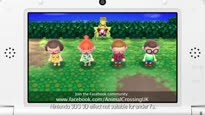 Animal Crossing New Leaf - Multiplayer Trailer