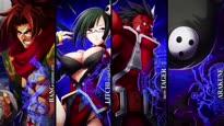 BlazBlue: Chrono Phantasma - E3 2013 Trailer
