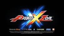 Project X Zone - E3 2013 Announcement Trailer
