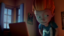 Max: The Curse of Brotherhood - E3 2013 Trailer