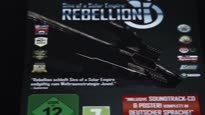 Sins of a Solar Empire: Rebellion - Unboxing Video