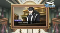 Phoenix Wright: Ace Attorney - Dual Destinies - Simon Blackquill Trailer