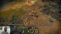 Aarklash: Legacy - Developer Walkthrough #1: Combat Basics Trailer