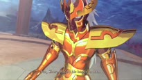 Saint Seiya: Brave Soldiers - Knights of the Zodiac - Poseidon Arc Trailer
