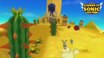 Sonic Lost World - Summer of Sonic 2013 Trailer
