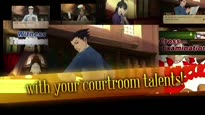 Professor Layton vs. Ace Attorney - Official Trailer