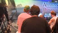 SONY-Stand auf der gamescom - Felix und Chris stellen euch den Stand vor