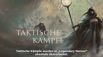 Fallen Enchantress: Legendary Heroes - Entwicklertagebuch #4: Features