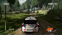 WRC 4: FIA World Rally Championship - gamescom 2013 Gameplay Trailer