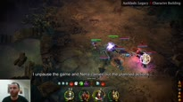 Aarklash: Legacy - Developer Walkthrough #2: Character Building