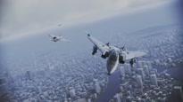 Ace Combat Infinity - Alpha vs. Bravo Trailer