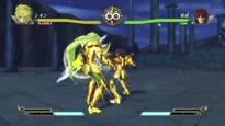 Saint Seiya: Brave Soldiers - Knights of the Zodiac - Sion Gameplay Trailer