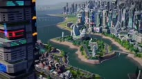 SimCity - Cities of Tomorrow DLC Announcement Trailer