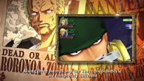 One Piece: Romance Dawn - TGS 2013 Trailer