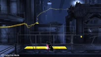 Batman: Arkham Origins Blackgate - Cell Blocks Gameplay Developer Walkthrough Trailer