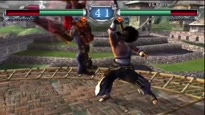 SoulCalibur 2 HD Online - Nightmare vs. Mitsurugi Gameplay Trailer