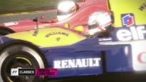 F1 2013 - F1 Classics: 1990s Content Pack Trailer