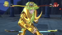 Saint Seiya: Brave Soldiers - Knights of the Zodiac - Golden Pre-Order Gameplay Trailer