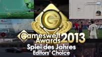 Gameswelt Awards 2013 - Spiel des Jahres